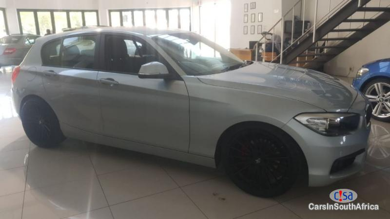 Picture of BMW 1-Series Automatic 2015
