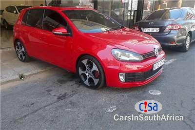 Volkswagen Golf Automatic 2012 in Western Cape