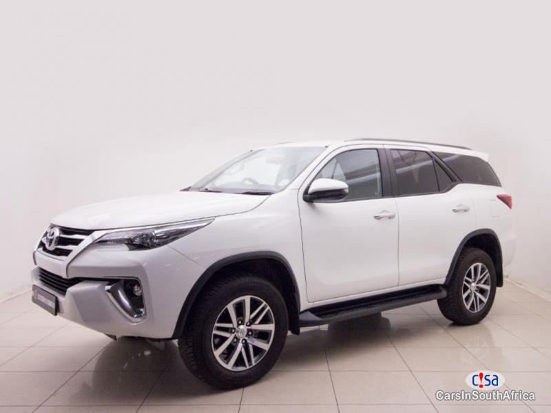 Picture of Toyota Fortuner 2.8 Automatic 2018