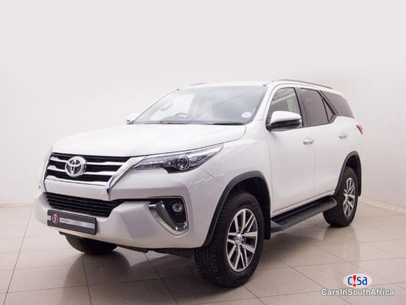Toyota Fortuner 2.8 Automatic 2018
