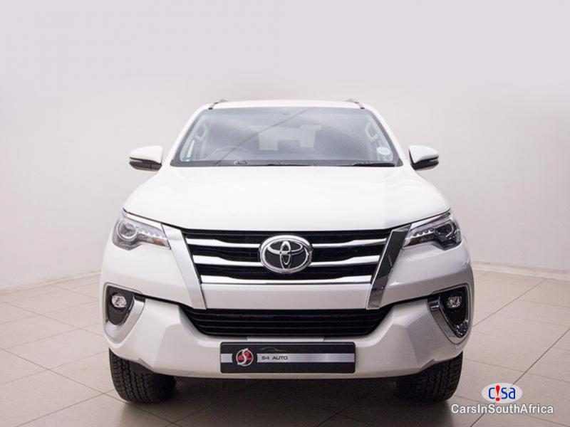 Toyota Fortuner 2.8 Automatic 2018 in Mpumalanga