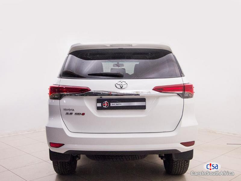 Toyota Fortuner 2.8 Automatic 2018 in South Africa