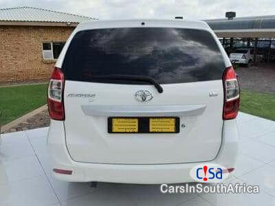 Toyota Avanza Manual 2016 in North West