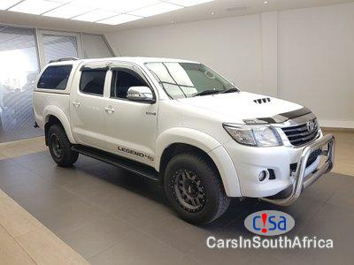 Picture of Toyota Hilux 2.5 Manual 2015