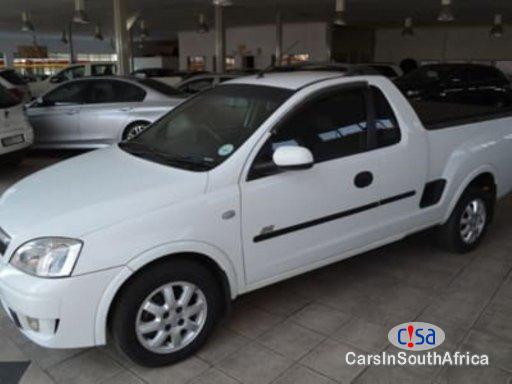 Pictures of Chevrolet Corsa 1.7 Dti Club Bakkie Manual 2008