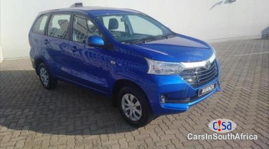Picture of Toyota Avanza 1.5sx Manual 2016