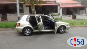 Picture of Toyota Tazz Manual 2006