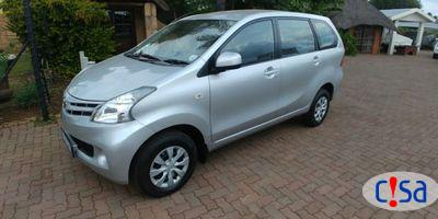 Picture of Toyota Avanza 1 5 Automatic 2012