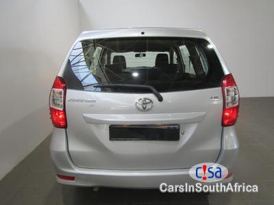 Toyota Avanza 1 5 Automatic 2017 in Western Cape