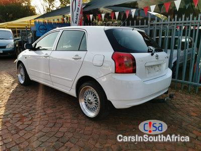 Picture of Toyota Runx 1 4 Manual 2006 in South Africa