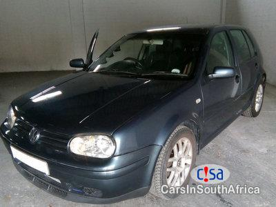 Picture of Volkswagen Golf 1 6 Manual 2001