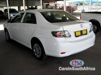 Picture of Toyota Corolla 1 6 Automatic 2017 in South Africa