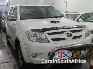 Toyota Hilux Manual 2010
