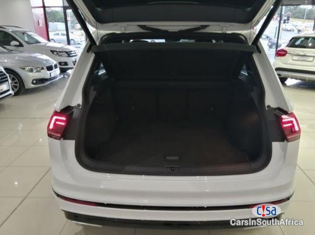 Picture of Volkswagen Tiguan 2.0L R TDi Automatic 2020 in South Africa