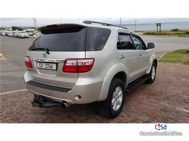 Toyota Fortuner 2.8 Automatic 2015 in South Africa