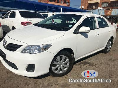 Picture of Toyota Corolla 1.6 Manual 2011