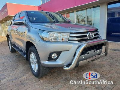 Picture of Toyota Hilux 2.8 Manual 2017