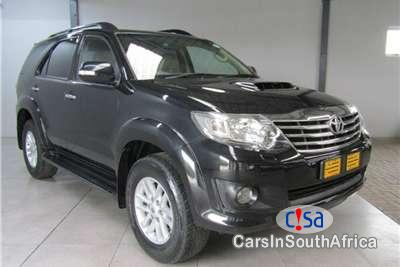 Picture of Toyota Fortuner 3.0D4D CROSS OVER-SUV Manual 2012