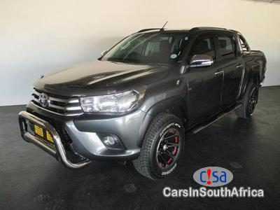 Picture of Toyota Hilux 4.0 A/T 4X4 P/U DOUBLE CAB Automatic 2016