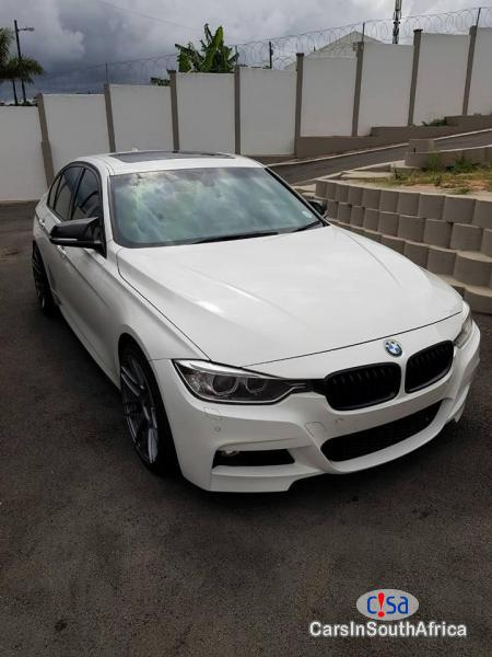 Picture of BMW 3-Series F30 3series Semi-Automatic 2014