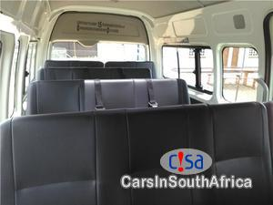 Toyota Quantum Manual 2015 in South Africa