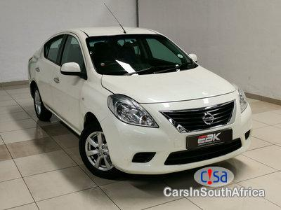 Picture of Nissan Almera 1.5 Manual 2014