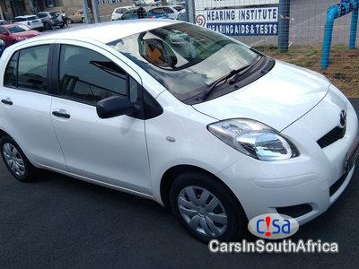 Pictures of Toyota Yaris 1.3 Manual 2012
