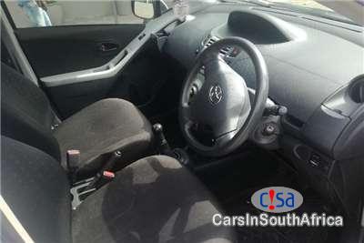 Toyota Yaris 1.3 Manual 2011 in Western Cape