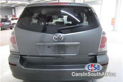 Picture of Toyota Verso 1.6 Manual 2006 in Free State
