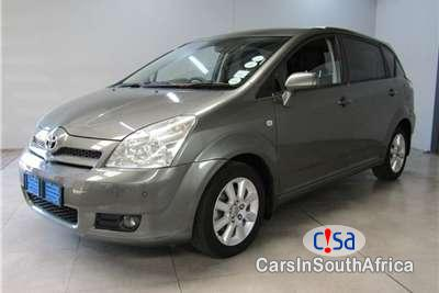 Picture of Toyota Verso 1.6 Manual 2006 in South Africa