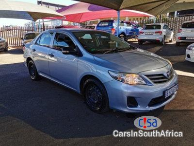 Picture of Toyota Corolla 1.3 Manual 2011