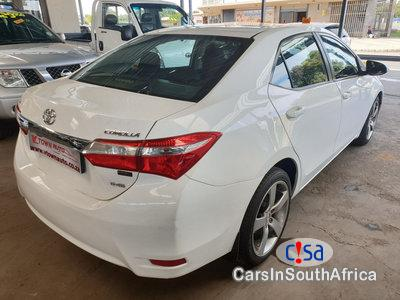 Picture of Toyota Corolla 1.4 Manual 2014 in Western Cape