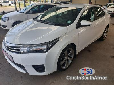 Picture of Toyota Corolla 1.4 Manual 2014 in South Africa