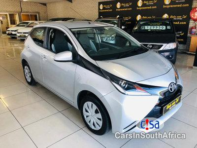Picture of Toyota Aygo 1.0 Manual 2016