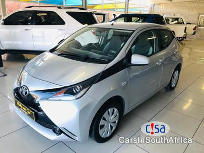 Picture of Toyota Aygo 1.0 Manual 2016 in South Africa
