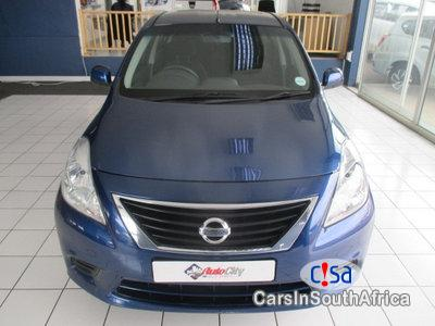 Picture of Nissan Almera 1.5 Manual 2013