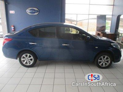 Nissan Almera 1.5 Manual 2013 in South Africa
