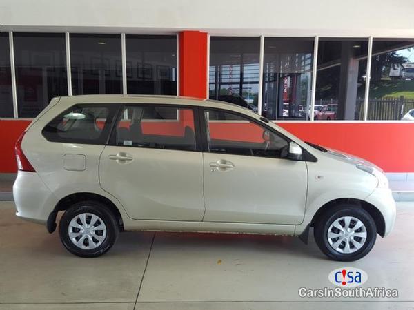 Toyota Avanza 1.5Tx Manual 2015 in Eastern Cape