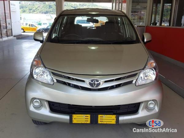 Toyota Avanza 1.5Tx Manual 2015 in South Africa