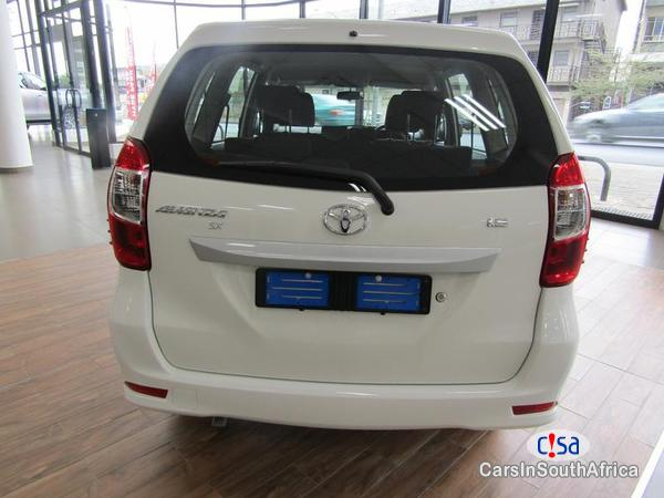 Toyota Avanza 1.5S Manual 2017 in South Africa