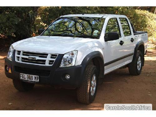 Picture of Isuzu KB Series Manual 2008