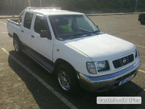 Picture of Nissan Hardbody Manual 2002