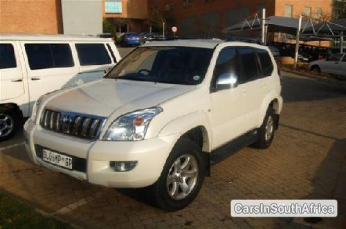 Picture of Toyota Land Cruiser Automatic 2007