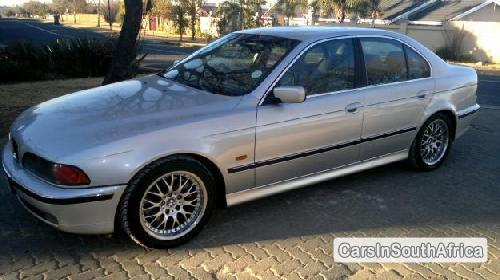 Picture of BMW 5-Series TIPTRONIC 2001