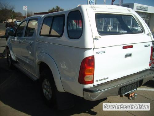 Picture of Toyota Hilux 2008