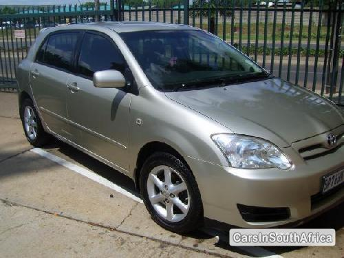 Picture of Toyota Runx 2006