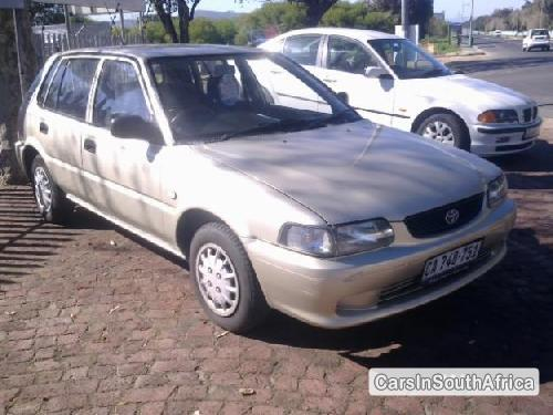 Picture of Toyota Tazz 2005