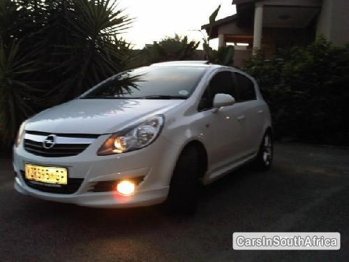 Picture of Opel Corsa 2009