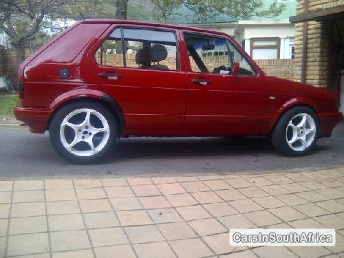 Picture of Volkswagen Golf 2003