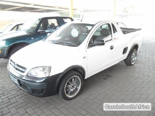 Picture of Opel Corsa Utility 2008